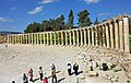 South colonnade of Jerash Forum.jpg