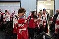 Special Olympics World Winter Games 2017 arrivals Vienna - Canada 03.jpg