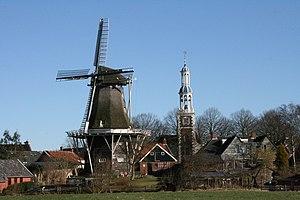 Spijk, Groningen - Spijk in 2009