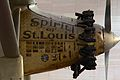 Spirit of St Louis, National Air and Space Museum, Washington.jpg