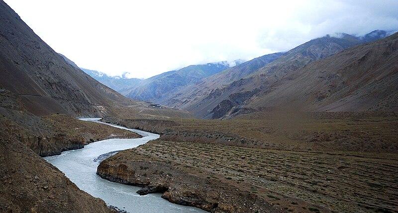File:Spiti River.jpg