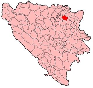 Srebrenik City in Federation of Bosnia and Herzegovina, Bosnia and Herzegovina
