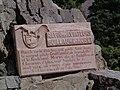 Stèle du ravin des aviateurs Guillaume - Moret.jpg