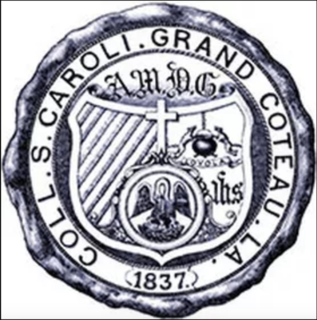 St. Charles College (Louisiana) former Jesuit college in Grand Coteau, Louisiana