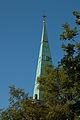 St. Gangolf in Heinsberg- Kirchturmspitze .jpg