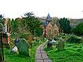 St. Leonard's Church, west side - geograph.org.uk - 1462003.jpg