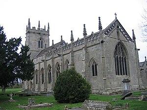 Battlefield Heritage Park - St Mary Magdalene (Battlefield) Church photo: Jeff Buck, geograph.org.uk