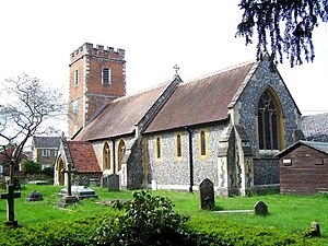 Purley on Thames - Image: St. Mary The Virgin, Purley on Thames geograph.org.uk 789898