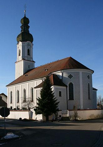 Mettenheim - Saint Michael Church