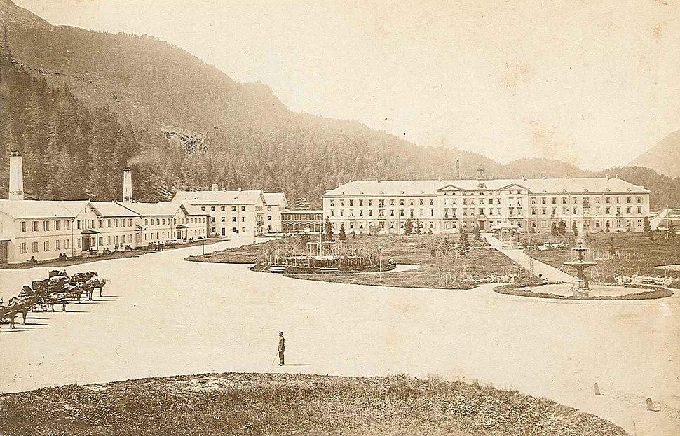 St. Moritz Bains
