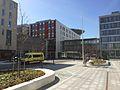 St. Olavs hospital, Akutten med helikopterlandingsplass.jpg