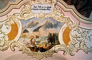 St. Rasso Untergammenried - Wasser mit Inschriftkartusche.jpg