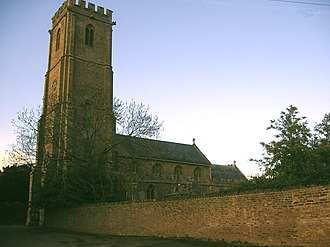 West Monkton - Image: St Augustine W Monkton
