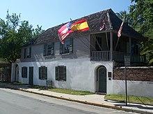 American Colonial Architecture Wikipedia