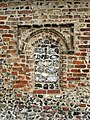 St Gregory's Church - blocked south porch window - geograph.org.uk - 1493603.jpg