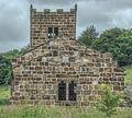 St Helen's Church, Beamish Museum, 13 November 2013 (cropped).jpg