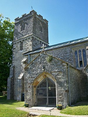 Church of Saint John, Tolpuddle - Image: St John, Tolpuddle