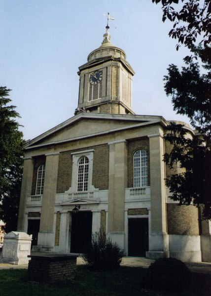 File:St John the Baptist, Egham - geograph.org.uk - 1521104.jpg