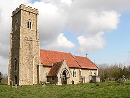 St Margaret, Shottisham - geograph.org.uk - 374764.jpg