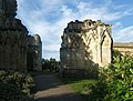 St Mary's Abbey Ruins, Museum Gardens, York - geograph.org.uk - 885772.jpg