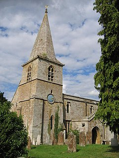 St Mary's Church, Swerford - geograph.org.uk - 238406.jpg