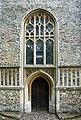St Mary's church - west doorway - geograph.org.uk - 1384475.jpg