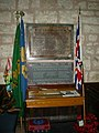 St Mary the Virgin, Oxenhope, War Memorial - geograph.org.uk - 1654661.jpg