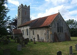 St Michael South Elmham - Church of St Michael.jpg