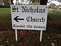 St Nicholas' Church, Newnham, Hampshire 01.jpg