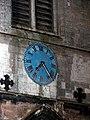 St Nicholas's Chapel clock - geograph.org.uk - 681604.jpg