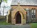 St Paul's Church, Causewayhead, Porch - geograph.org.uk - 600842.jpg