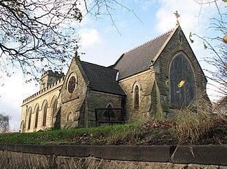 Radford, Nottingham - St Peter's Church