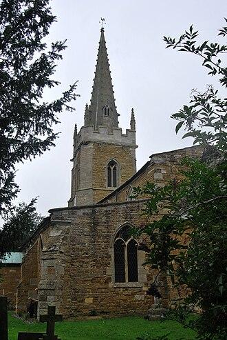 Redmile - St Peter's Church, Redmile