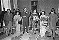Staatsbezoek Koningin en Koning van Nepal aan Amsterdam, tijdens ontvangst, zoon, Bestanddeelnr 920-2624.jpg