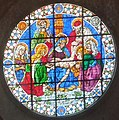 Stained glass windows by Andrea del Castagno at Santa Maria del Fiore.jpg