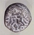 Stamp seal with Master of Animals motif, Tello, ancient Girsu, End of Ubaid period, Louvre Museum AO14165 (detail).jpg