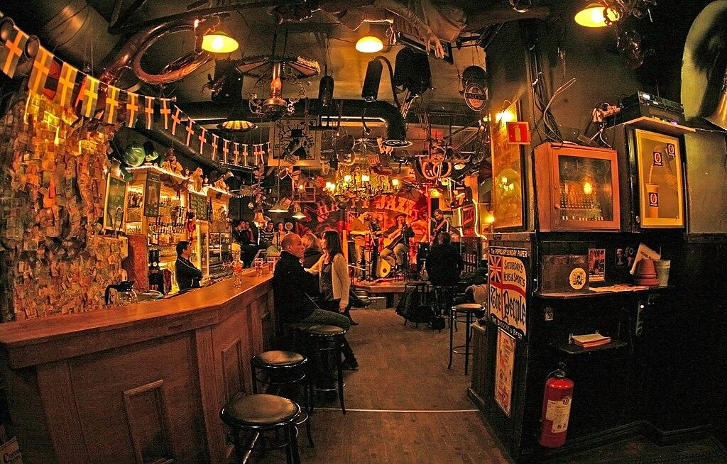 Cavern Kitchen Restaurant Menu