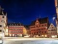 Starlink über dem Rathaus in Tübingen.jpg
