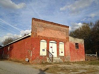 Starrsville, Georgia - Image: Starrsville