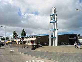 Den Helder railway station - Image: Station Den Helder