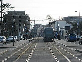 Station Forum (Tram de Bordeaux) - Station Forum