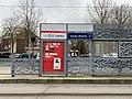 Station Tramway IdF Ligne 6 Georges Millandy - Meudon (FR92) - 2021-01-03 - 6.jpg