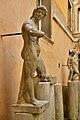 Statua di nudo femminile Museo Archeologico Venezia laterale.jpg
