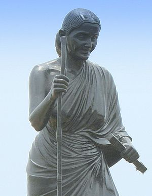 Tamil literature - Avvaiyaar (c.1100 CE) wrote Aathichoodi, taught in schools today.