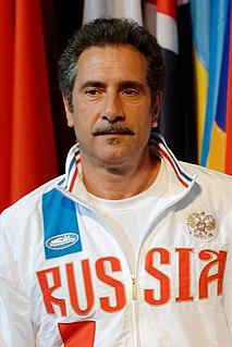 Stefano Cerioni Italian fencer and Olympian