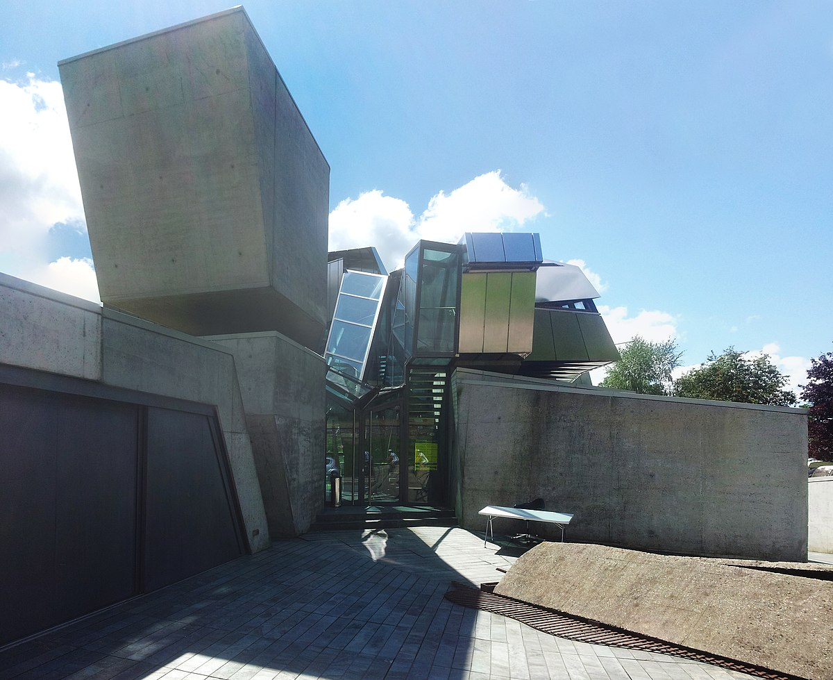 Gesamtwerk Architektur günther domenig