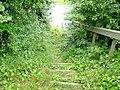 Step down - geograph.org.uk - 478789.jpg
