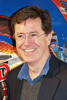 Stephen Colbert in May 2008.jpg