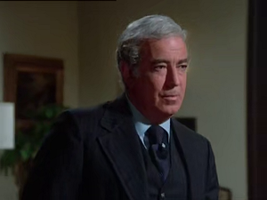 Stephen Elliott (actor) - Stephen Elliott appearing in Columbo, 1974