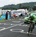 Steven Kruijswijk, 2014 Tour de France, Stage 20.jpg